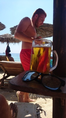 Vaccation in Greece