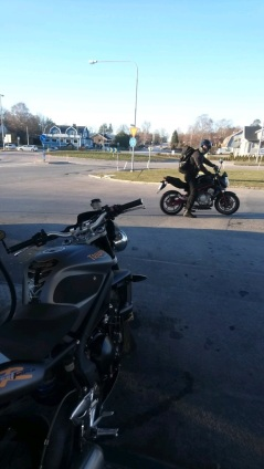 Motorcycle trip to Blekinge